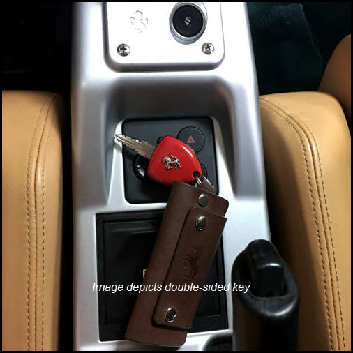 Ferrari key in Ferrari 360